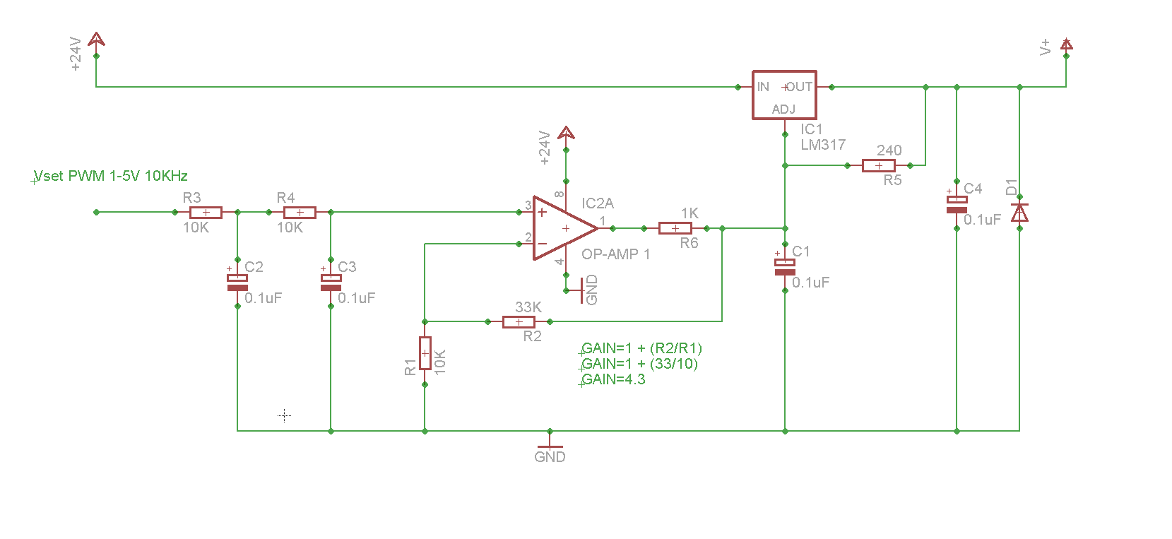 Lm317 Pwm Control Page 1 Simple Audio Amplifier Circuit Diagrams Any Other Suggestions Will Be Appreciated As Always I Have Settled On Using The Lm324 Op Amp Or Lm358n